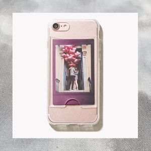 UO instax photo frame iphone 6/6s/7/8 case
